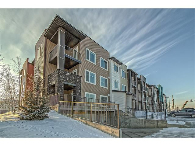 Main Photo: #110 20 Sage Hill TC NW in Calgary: Sage Hill Condo for sale : MLS®# C4092231