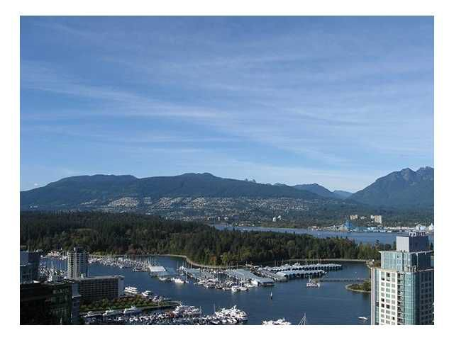 "Main Photo: 3403 1211 MELVILLE Street in Vancouver: Coal Harbour Condo for sale in ""THE RITZ"" (Vancouver West)  : MLS®# V933658"