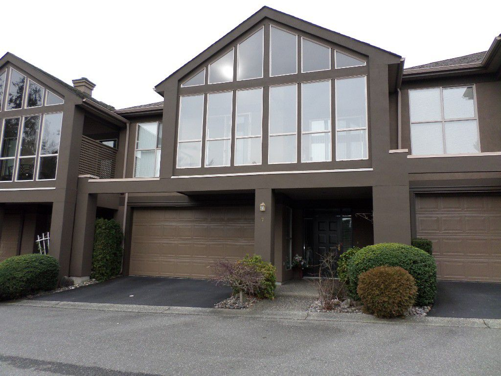 Main Photo: 7 2058 Winfield Drive in Abbotsford: Abbotsford East Townhouse for sale : MLS®# F1432324