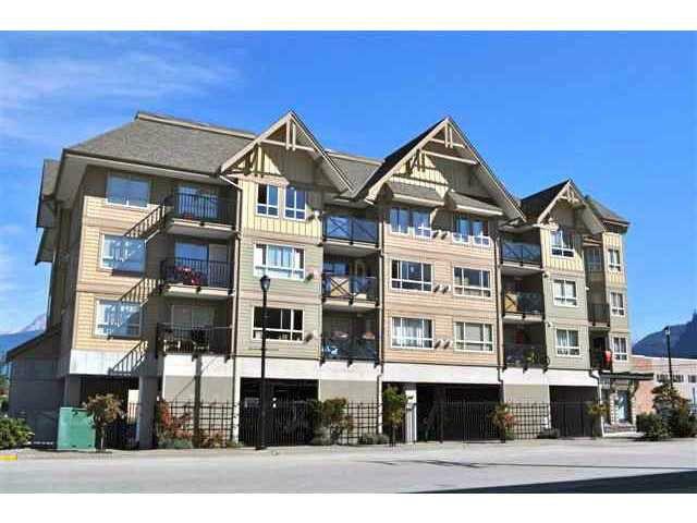 Main Photo: # 204 38003 SECOND AV in Squamish: Downtown SQ Condo for sale : MLS®# V1108980