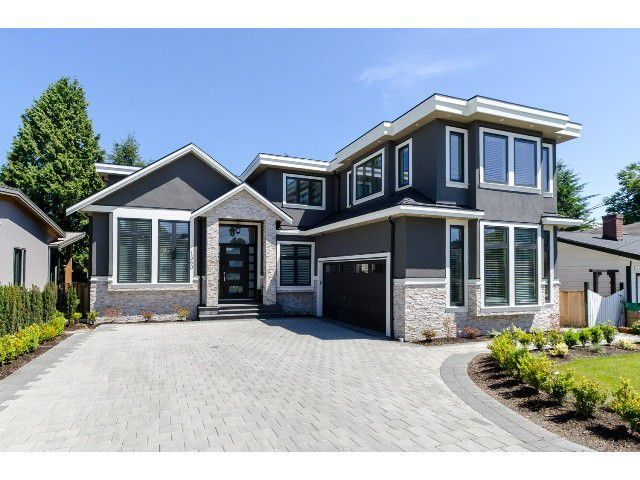 Main Photo: 1360 MAPLE ST: White Rock House for sale (South Surrey White Rock)  : MLS®# F1443676