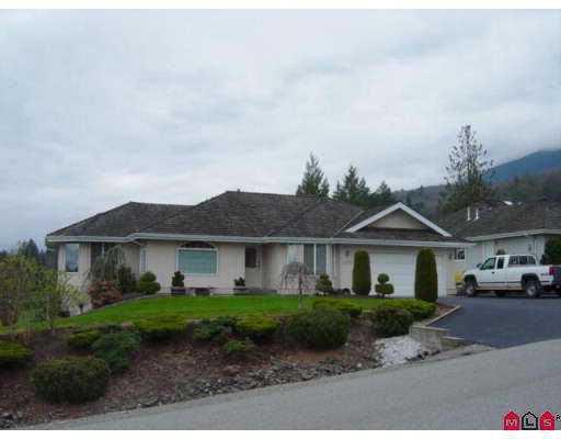 Main Photo: 7530 ALLISON PL in Chilliwack: Eastern Hillsides House for sale : MLS®# H2500832