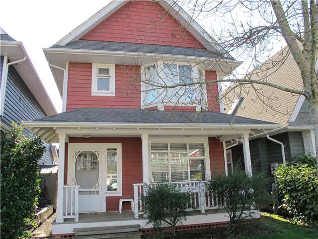 Main Photo: 158 PHILLIPS Street in New Westminster: Queensborough House for sale : MLS®# V998803
