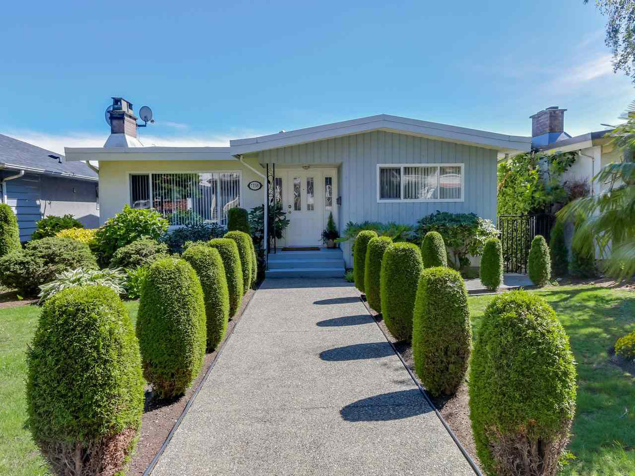 Main Photo: 1158 E 62ND AVENUE in Vancouver: South Vancouver House for sale (Vancouver East)  : MLS®# R2082544