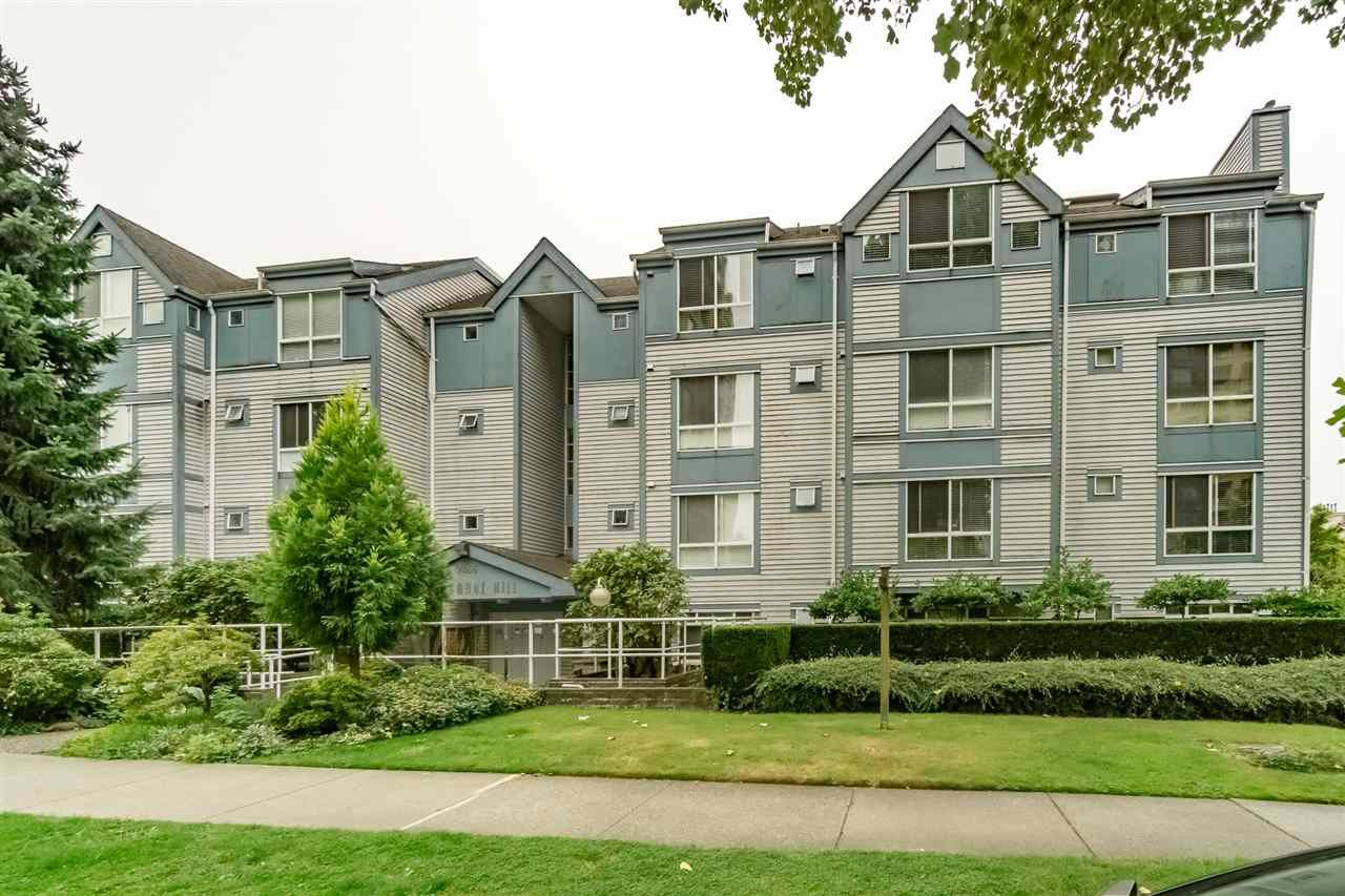 Main Photo: 105 7465 SANDBORNE AVENUE in Burnaby: South Slope Condo for sale (Burnaby South)  : MLS®# R2204100