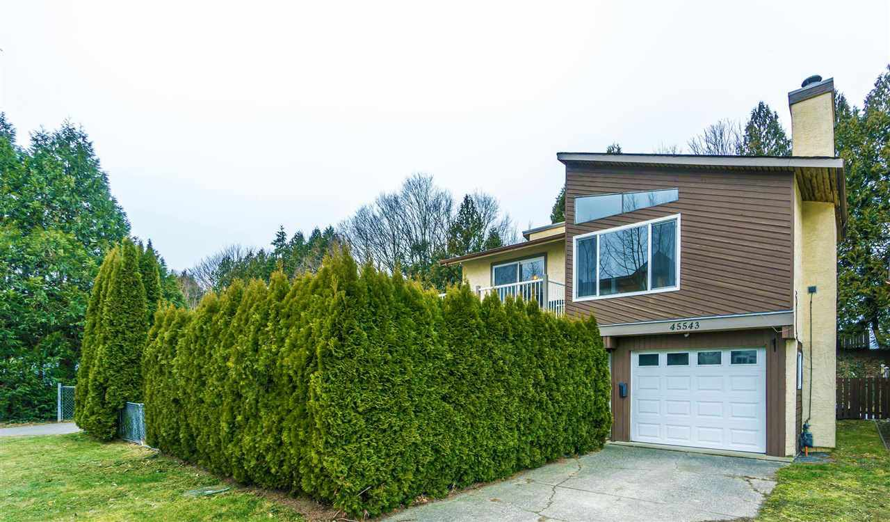 Main Photo: 45543 MCINTOSH DRIVE in Chilliwack: Chilliwack W Young-Well House for sale : MLS®# R2346994