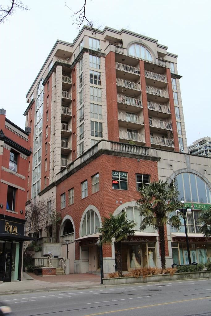Main Photo: 607 680 CLARKSON STREET in : Downtown NW Condo for sale : MLS®# R2043723