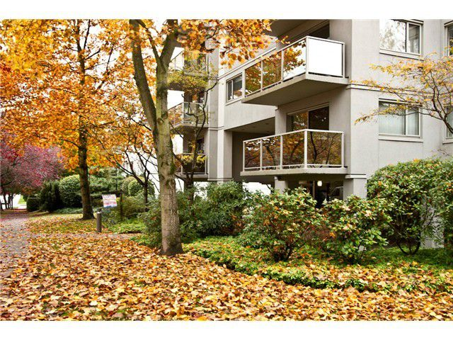 Main Photo: 504 1166 W 11TH Avenue in Vancouver: Fairview VW Condo for sale (Vancouver West)  : MLS®# V981952