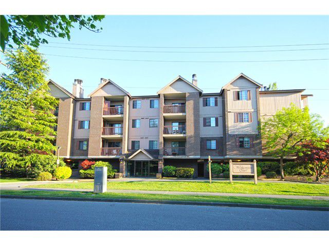 "Main Photo: 324 8500 ACKROYD Road in Richmond: Brighouse Condo for sale in ""WESTHAMPTON COURT"" : MLS®# V1005443"