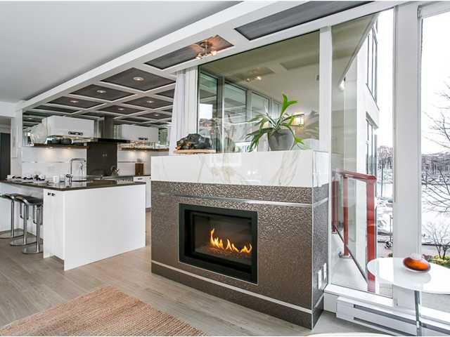 Main Photo: # 306 990 BEACH AV in Vancouver: Yaletown Condo for sale (Vancouver West)  : MLS®# V1048132