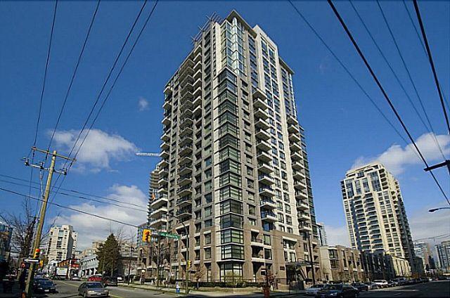 Main Photo: 2201 1295 Richards Street in Vancouver: Condo for sale : MLS®# v1108690