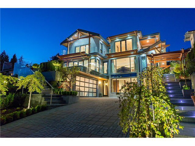 Main Photo: 2315 NELSON AV in West Vancouver: Dundarave House for sale : MLS®# V1116525