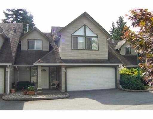 """Main Photo: 9 20888 MCKINNEY AV in Maple Ridge: Northwest Maple Ridge Townhouse for sale in """"WESTSIDE VILLAGE"""" : MLS®# V555328"""