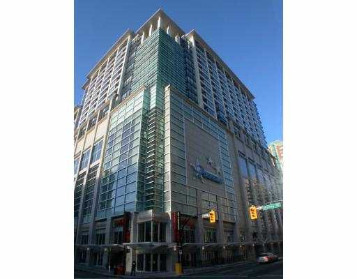 """Main Photo: 2305 938 SMITHE ST in Vancouver: Downtown VW Condo for sale in """"ELECTRIC AVENUE"""" (Vancouver West)  : MLS®# V567623"""