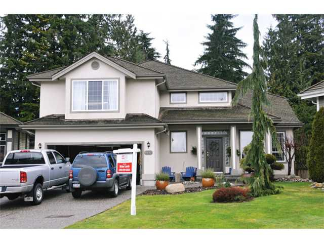 Main Photo: 3329 TURNER Avenue in Coquitlam: Hockaday House for sale : MLS®# V986733