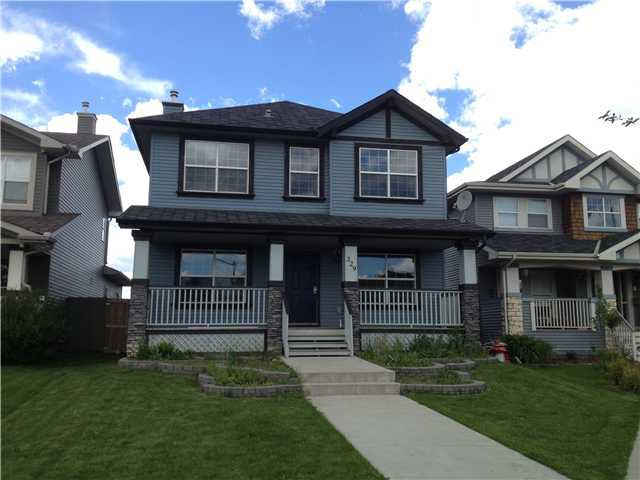 Main Photo: 329 PRESTWICK ESTATE Way SE in CALGARY: McKenzie Towne Residential Detached Single Family for sale (Calgary)  : MLS®# C3575207
