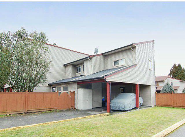 Main Photo: # 41 27456 32ND AV in Langley: Aldergrove Langley Townhouse for sale : MLS®# F1401001
