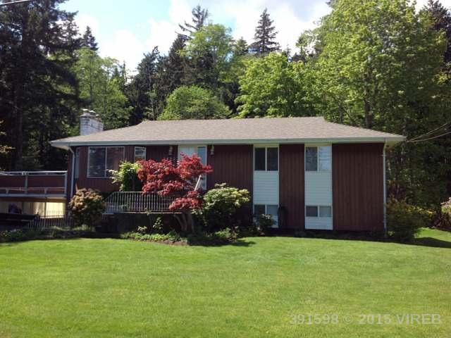 Main Photo: 2452 Dolly Varden Road in Campbell River: House for sale : MLS®# 391598