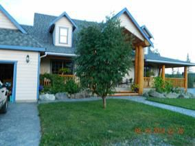 Main Photo: 6611 Perrey Road in 100 Mile: House for sale (100 Mile House (Zone 10))  : MLS®# R2063412