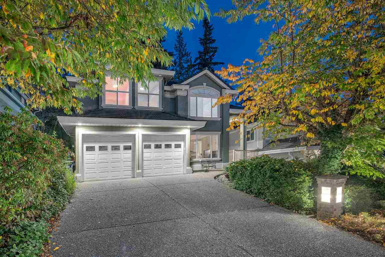 Main Photo: 8 HETT CREEK DRIVE in Port Moody: Heritage Mountain House for sale : MLS®# R2317419