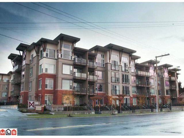 """Main Photo: 407 33538 MARSHALL Road in Abbotsford: Central Abbotsford Condo for sale in """"The Crossing"""" : MLS®# F1203883"""
