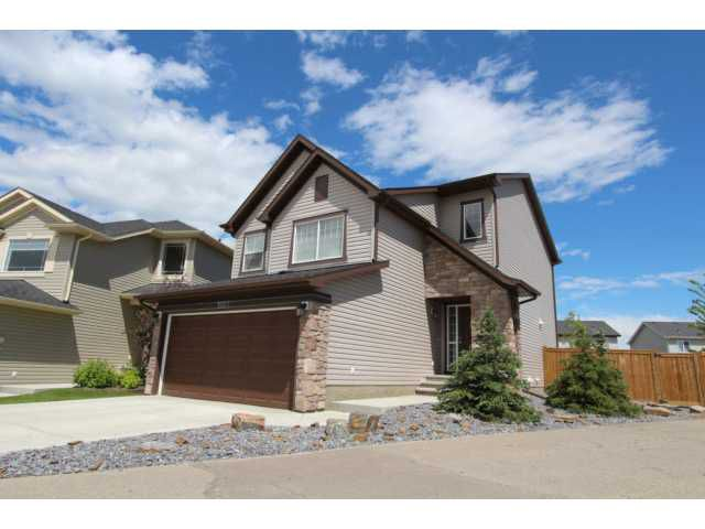 Main Photo: 1027 PRAIRIE SPRINGS Hill SW: Airdrie Residential Detached Single Family for sale : MLS®# C3531272