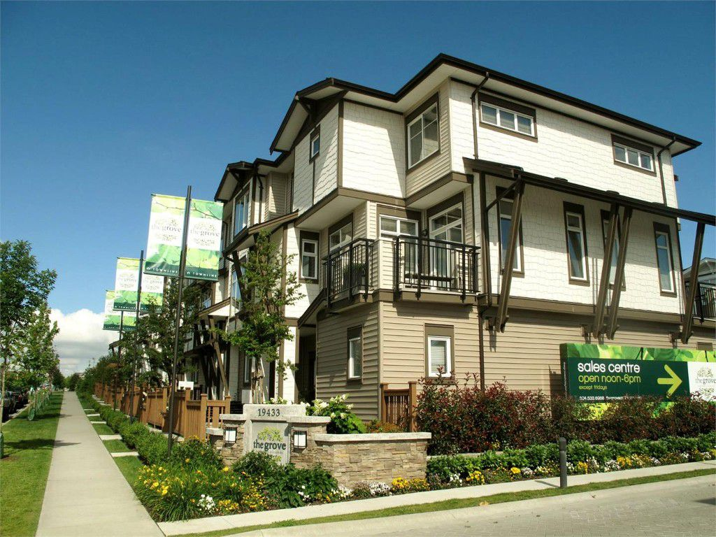 The Grove at Clayton Village # 96 at 19433 68th Street, Surrey, BC,