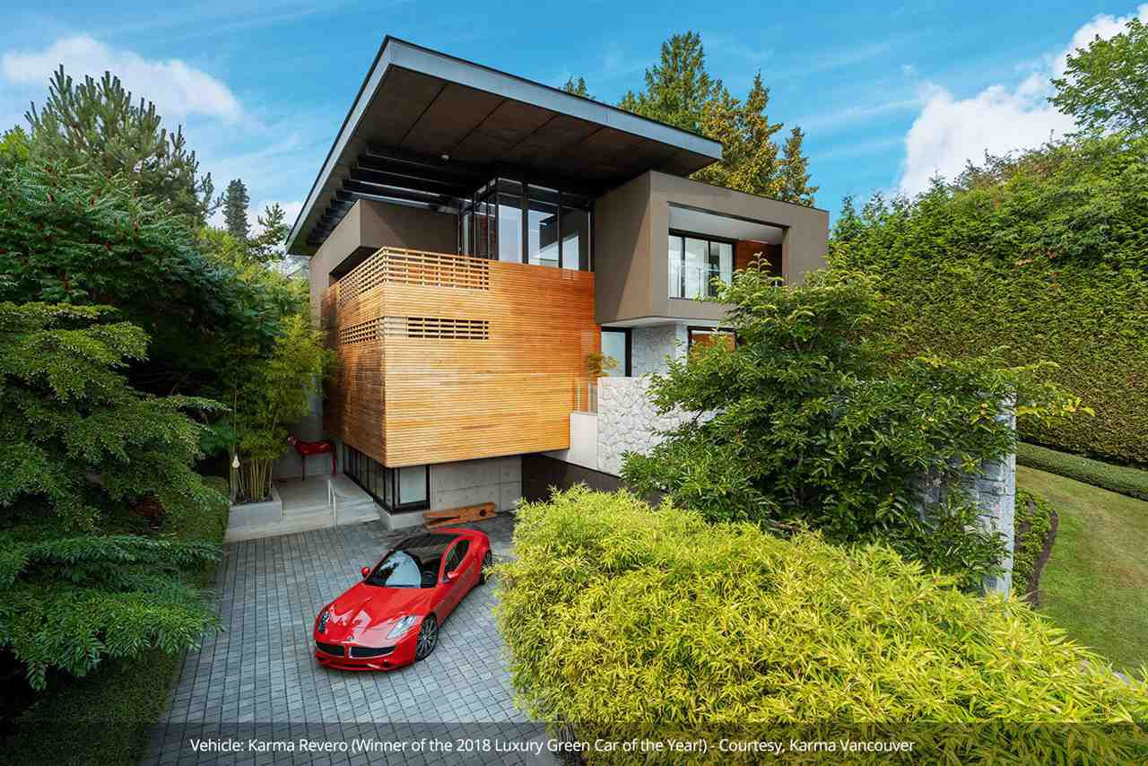 Main Photo: 1098 WOLFE AVENUE in Vancouver: Shaughnessy House for sale (Vancouver West)  : MLS®# R2307754
