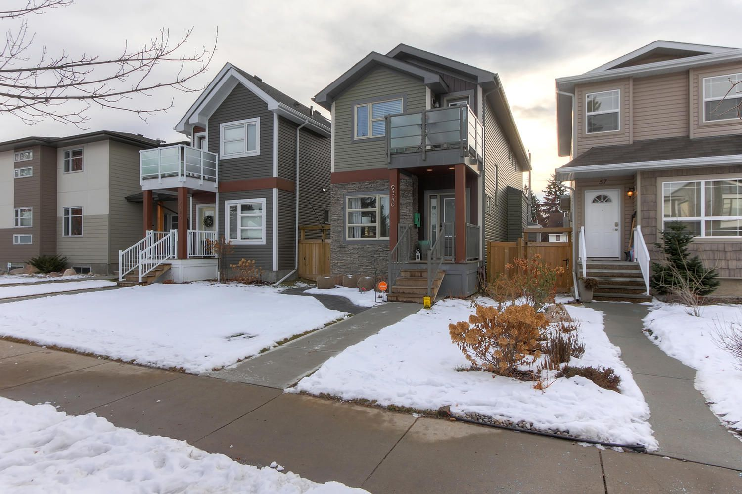 Main Photo: 9349 74 Avenue NW in Edmonton: Zone 17 House for sale