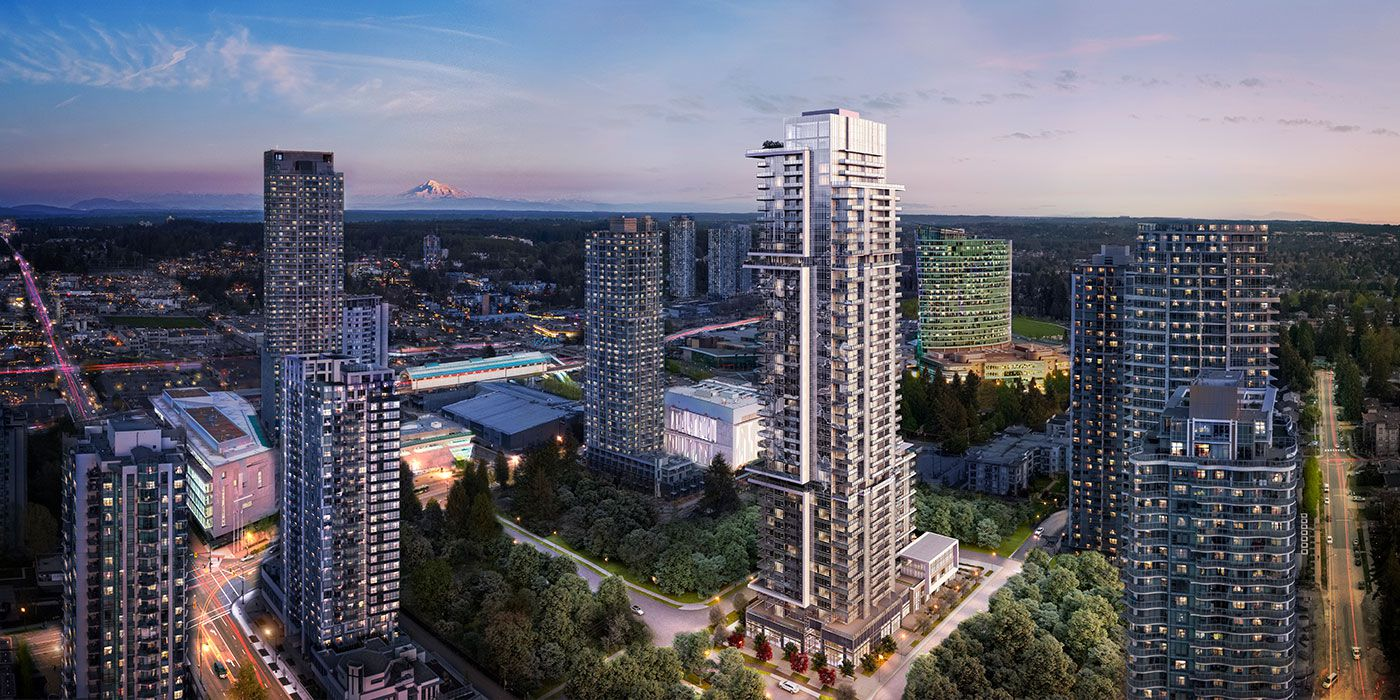 Main Photo: 815 - 13350 Central Ave in Surrey: Whalley Condo for sale