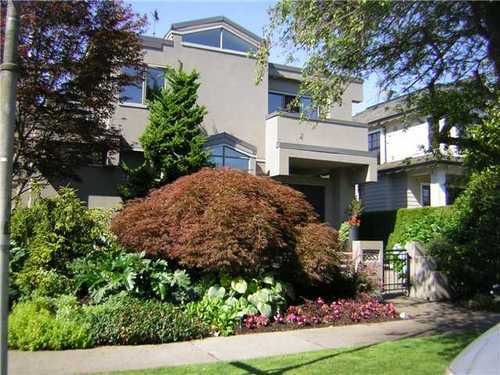 Main Photo: 3853 2ND Ave in Vancouver West: Point Grey Home for sale ()  : MLS®# V848473