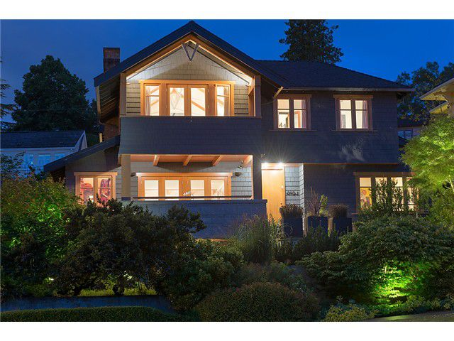 Main Photo: 4054 W 8TH Avenue in Vancouver: Point Grey House for sale (Vancouver West)  : MLS®# V1014638