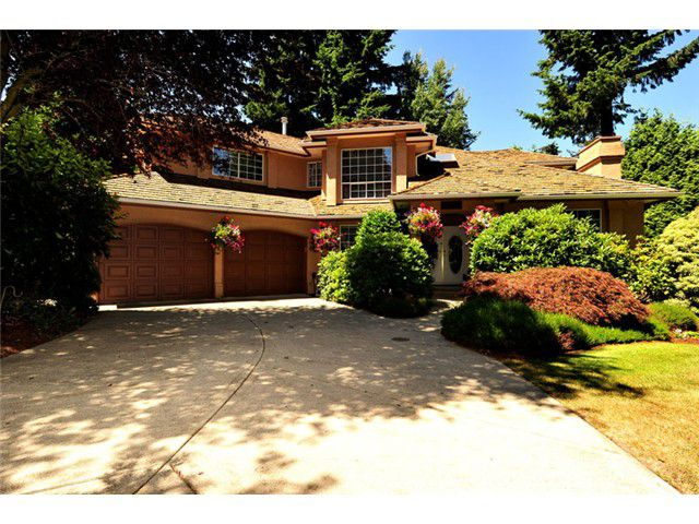 """Main Photo: 2609 158TH Street in Surrey: Grandview Surrey House for sale in """"MORGAN CROSSING"""" (South Surrey White Rock)  : MLS®# F1318491"""
