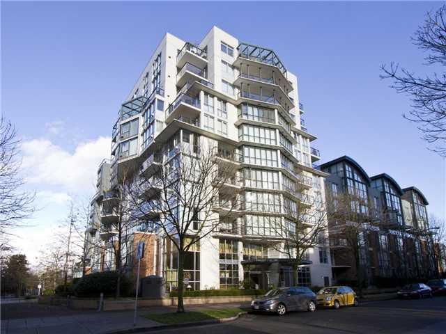 Main Photo: # 301 1425 W 6TH AV in Vancouver: False Creek Condo for sale (Vancouver West)  : MLS®# V1047018