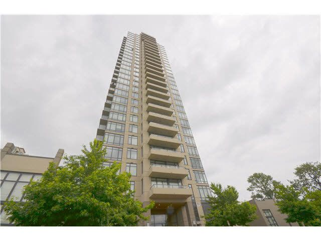 Main Photo: 1205 2355 MADISON Avenue in Burnaby: Brentwood Park Condo for sale (Burnaby North)  : MLS®# V1077111