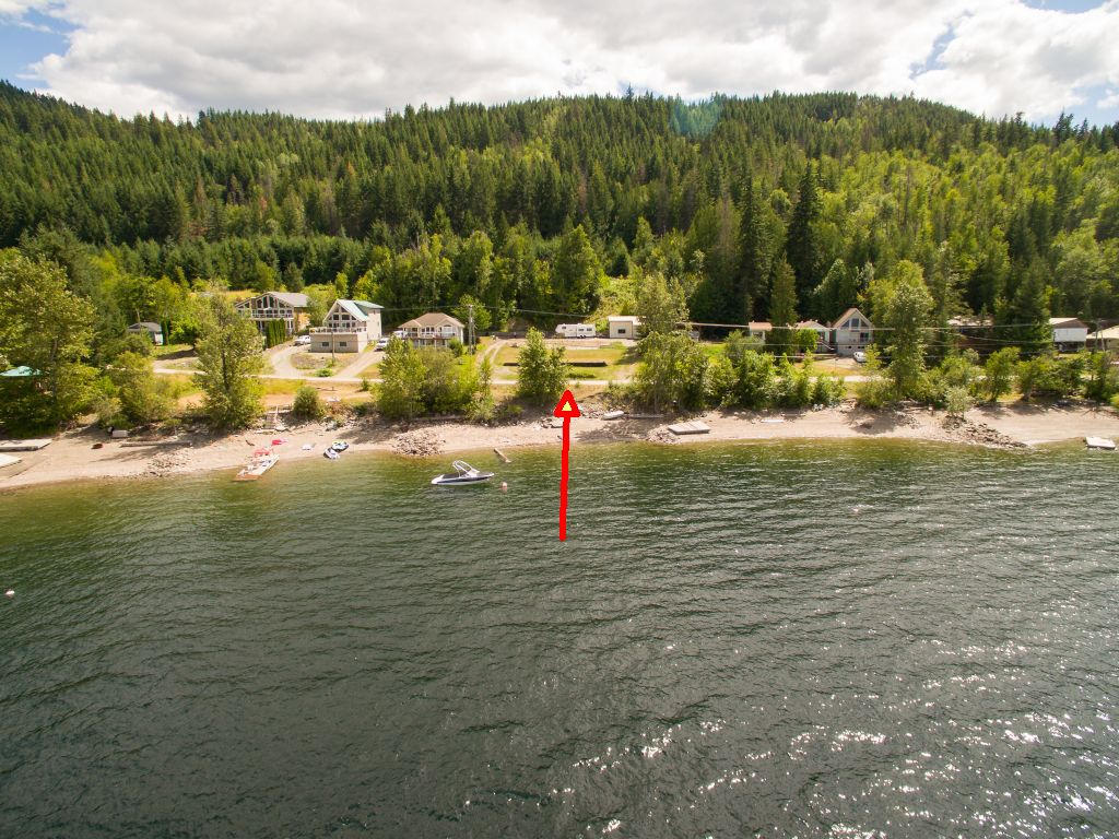 Main Photo: 3496 Eagle Bay Road: Eagle Bay Vacant Land for sale (Shuswap Lake)  : MLS®# 10101761