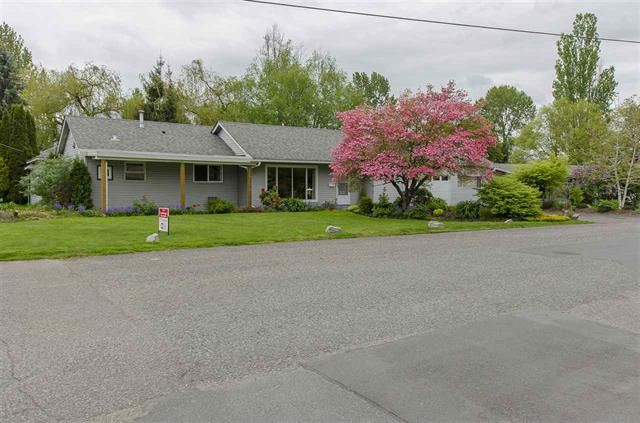 Main Photo: 46007 Clarke Drive in Chilliwack: Chilliwack River Valley House for rent