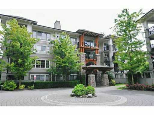 "Main Photo: 408 2966 SILVER SPRINGS Boulevard in Coquitlam: Westwood Plateau Condo for sale in ""TAMARISK"" : MLS®# V933089"