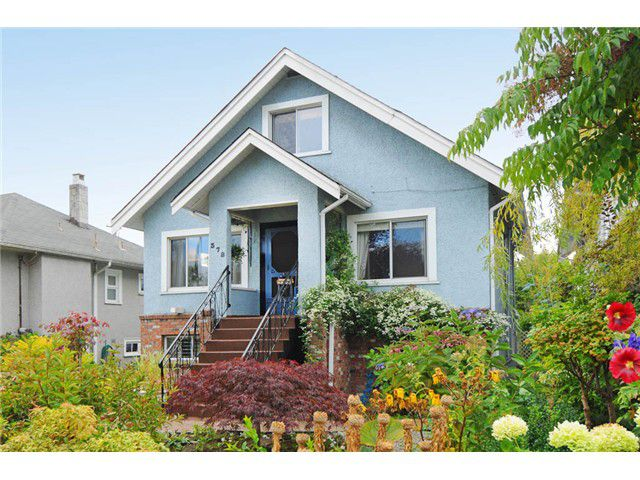 "Main Photo: 378 E 37TH Avenue in Vancouver: Main House for sale in ""MAIN"" (Vancouver East)  : MLS®# V975789"