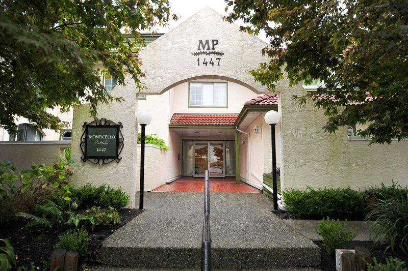 Main Photo: # 207 1447 BEST ST: White Rock Condo for sale (South Surrey White Rock)  : MLS®# F1322883
