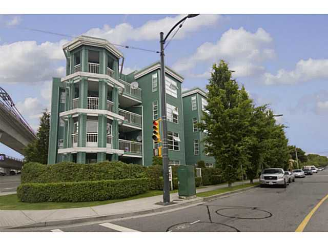 "Main Photo: 405 8989 HUDSON Street in Vancouver: Marpole Condo for sale in ""NAUTICA"" (Vancouver West)  : MLS®# V1076004"