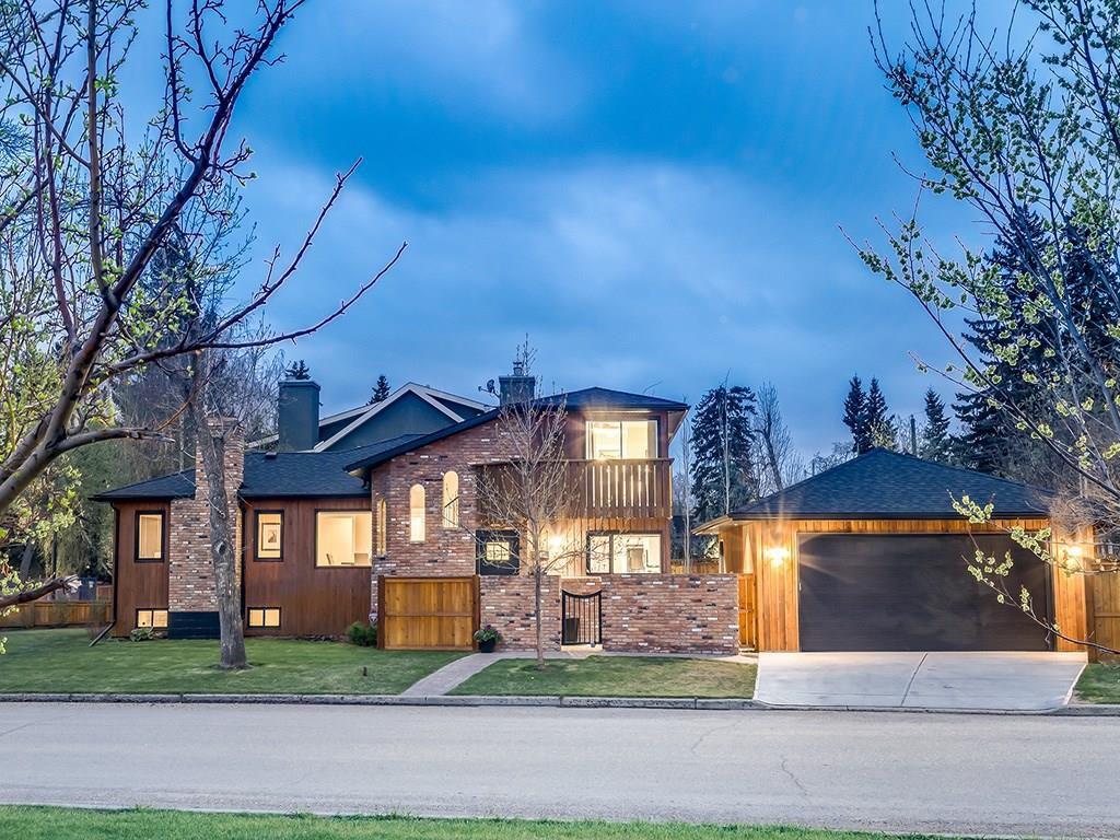 Main Photo: 402 Cliffe Avenue SW in Calgary: Elboya House for sale : MLS®# C4183736