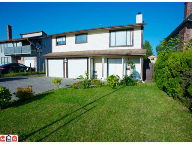 "Main Photo: 7734 124TH Street in Surrey: West Newton House for sale in ""Strawberry Hill"" : MLS®# F1218788"