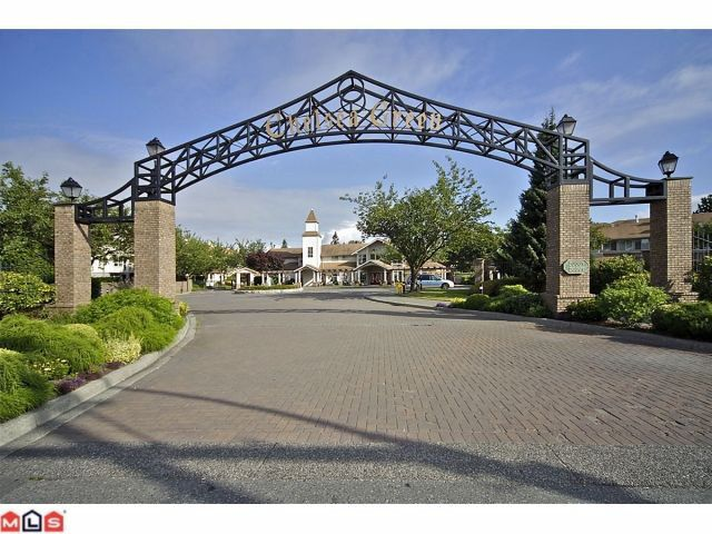 "Main Photo: 259 20391 96TH Avenue in Langley: Walnut Grove Townhouse for sale in ""CHELSEA GREEN"" : MLS®# F1221625"