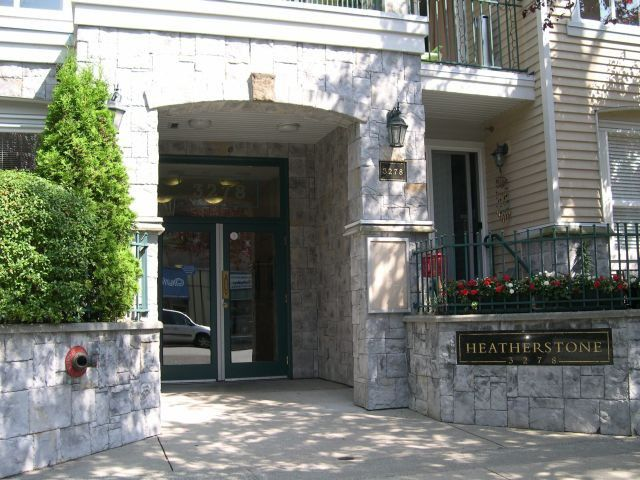 """Main Photo: # 309 3278 HEATHER ST in Vancouver: Cambie Condo for sale in """"HEATHERSTONE"""" (Vancouver West)  : MLS®# V971795"""