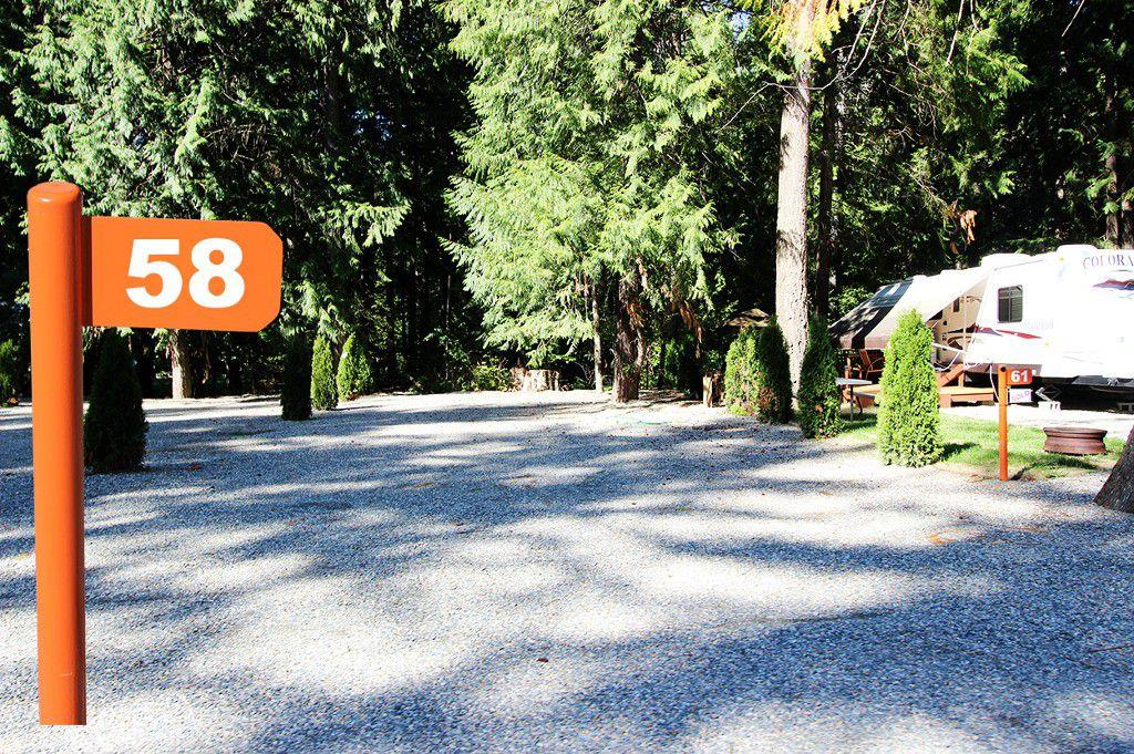 Lot #58 at Magna Bay RV Resort