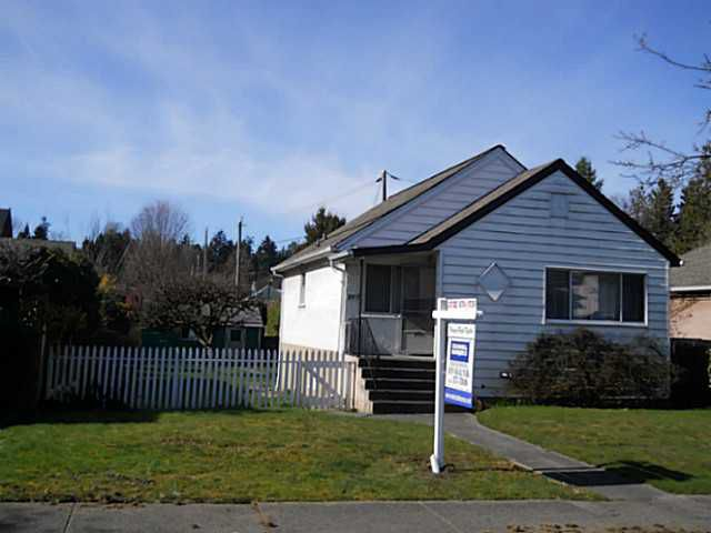 Main Photo: 4879 QUEBEC ST in Vancouver: Main House for sale (Vancouver East)  : MLS®# V1108105