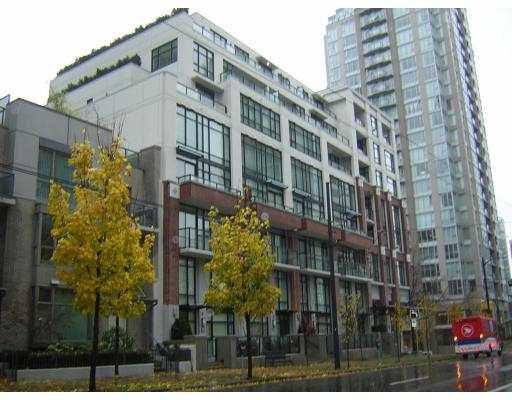 """Main Photo: 978 RICHARDS Street in Vancouver: Downtown VW Townhouse for sale in """"TRIBECA"""" (Vancouver West)  : MLS®# V622989"""