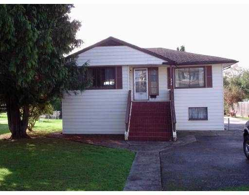 "Main Photo: 228 BOYNE ST in New Westminster: Queensborough House for sale in ""QUEENSBOROUGH"" : MLS®# V562874"