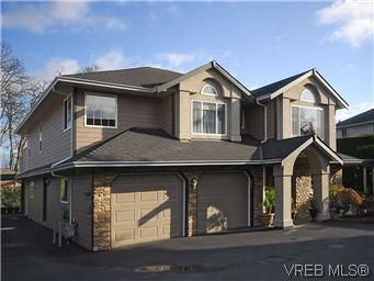Main Photo: 4005 Santa Rosa Place in VICTORIA: SW Strawberry Vale Single Family Detached for sale (Saanich West)  : MLS®# 304589